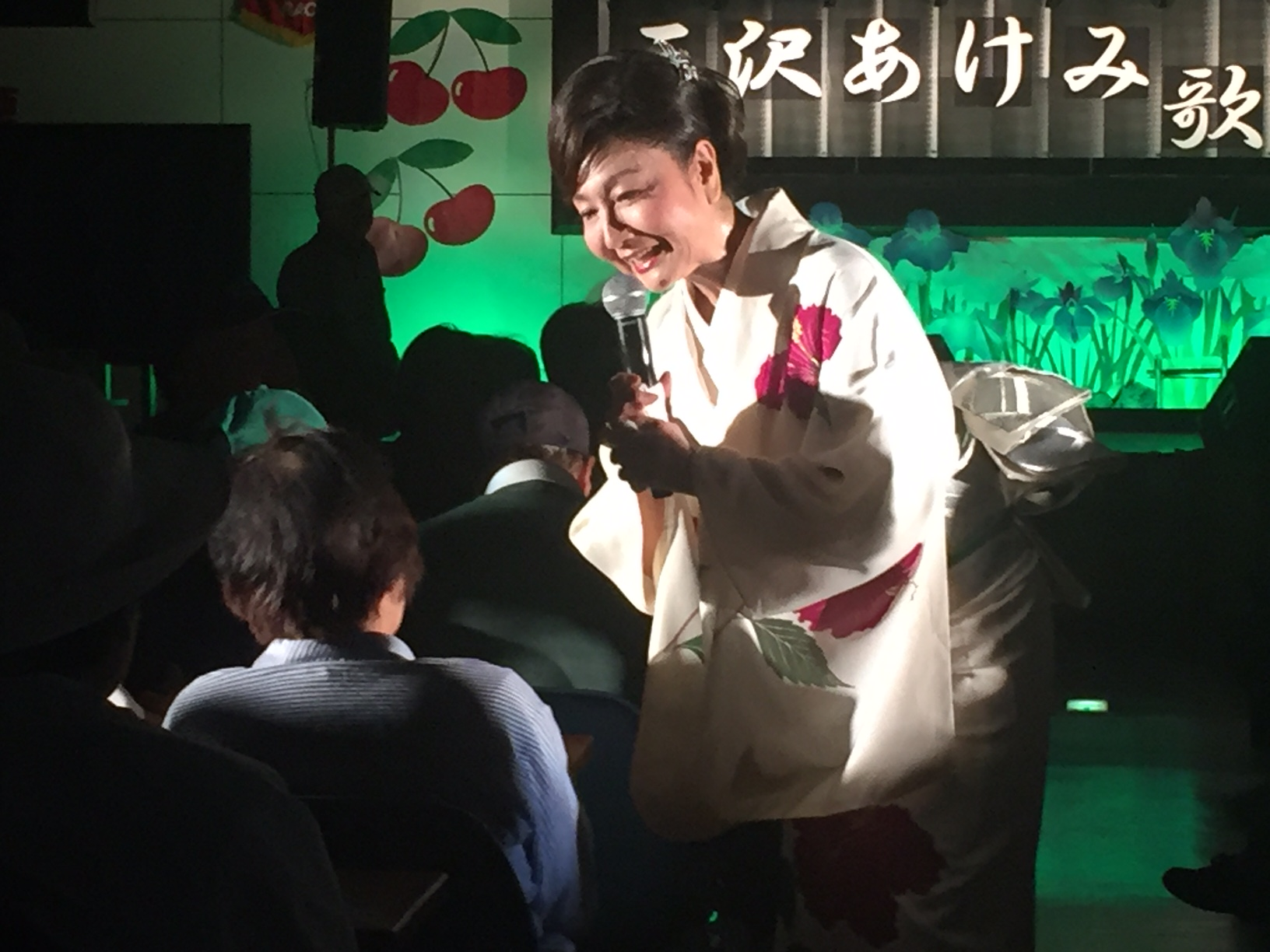 三沢あけみさん歌謡ショー2